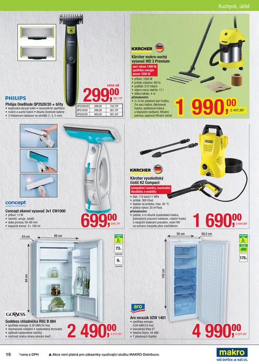 MAKRO letáky a katalogy - Spotřební zboží - Strana 18-19 735943a4cb