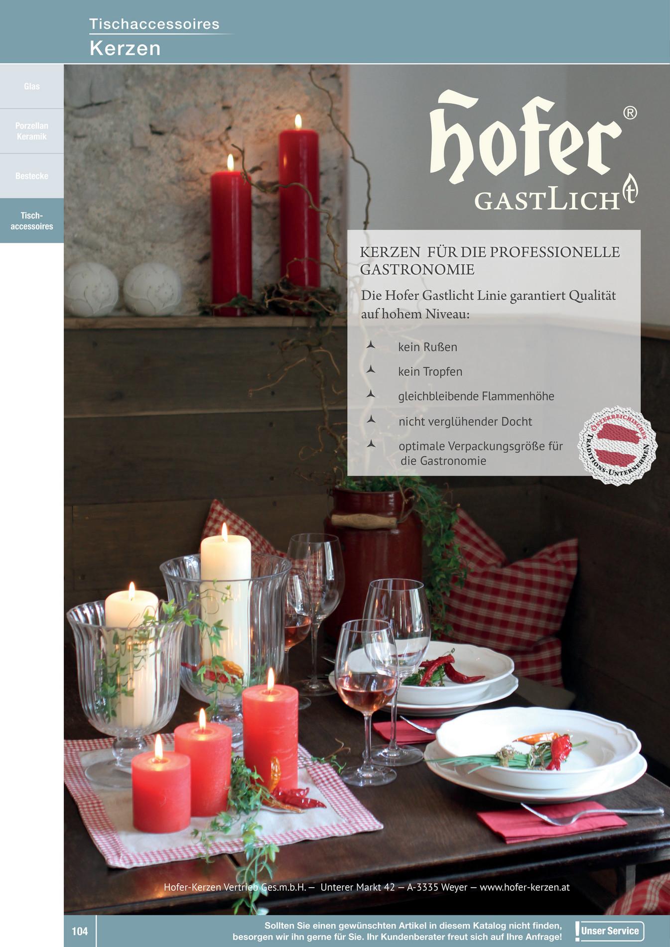 Alles Gastro - Tischaccessoires - Alles für die Gastronomie 2016 ... | {Tischaccessoires 21}