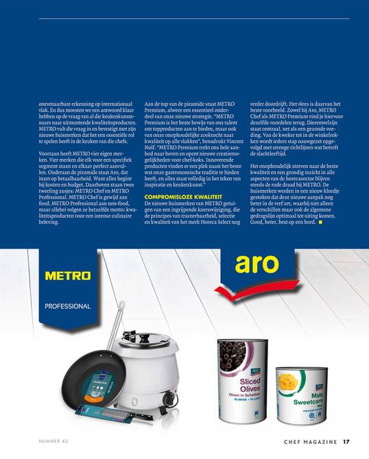 Metro Solutions Nl Chef 42 Pagina 16 17