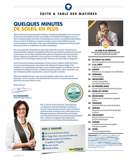 solutions-METRO-FR - Chef 32 - Page 1