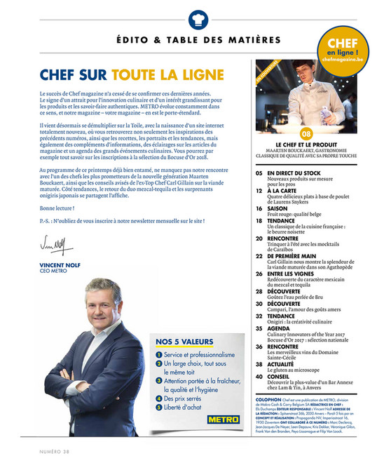 solutions-METRO-FR - Chef 38 - Page 2-3