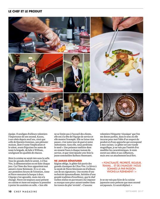 Idee Repas Jour De L An Pour 2.Solutions Metro Fr Chef 39 Page 10 11