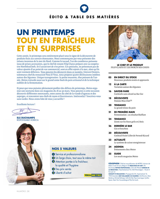 solutions-METRO-FR - Chef 28 - Page 2-3