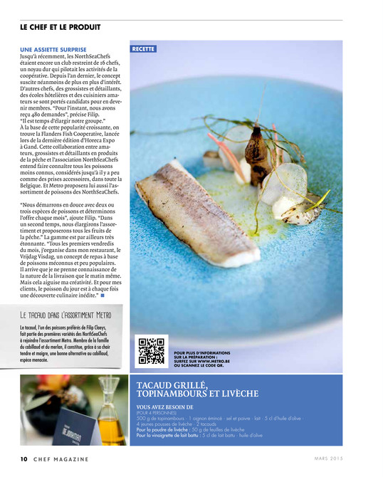solutions-METRO-FR - Chef 28 - Page 10-11