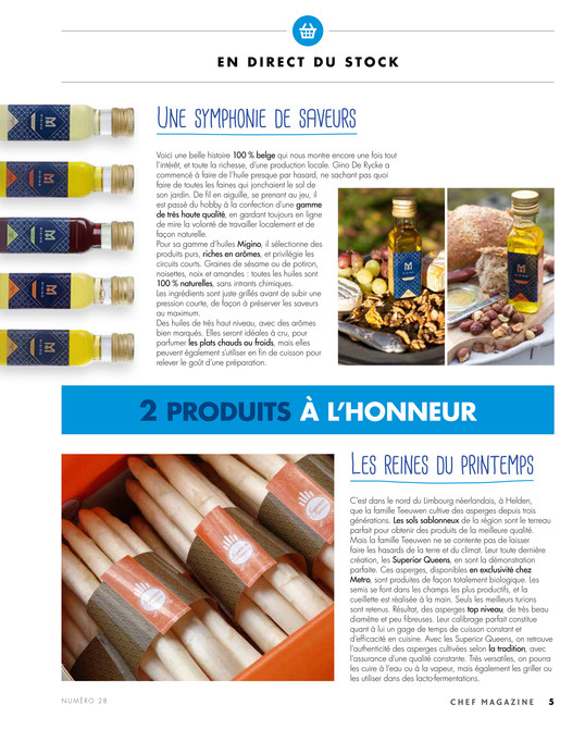 solutions-METRO-FR - Chef 28 - Page 4-5