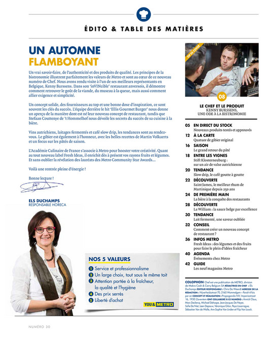 solutions-METRO-FR - Chef 30 - Page 4-5