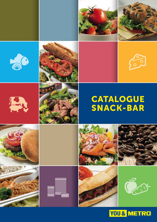 solutions-METRO-FR - Catalogue Snack-bar - Page 1