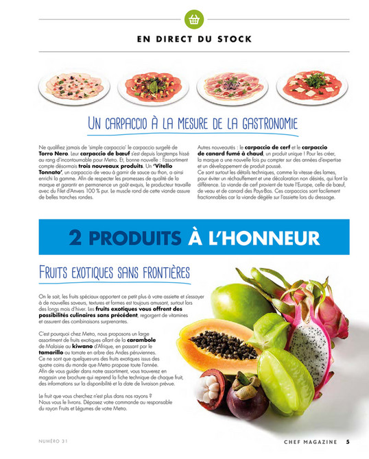 solutions-METRO-FR - Chef 31 - Page 4-5