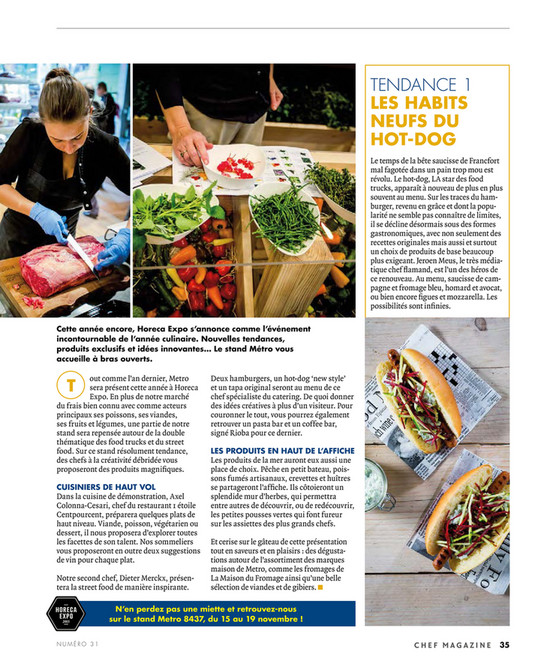 solutions-METRO-FR - Chef 31 - Page 34-35