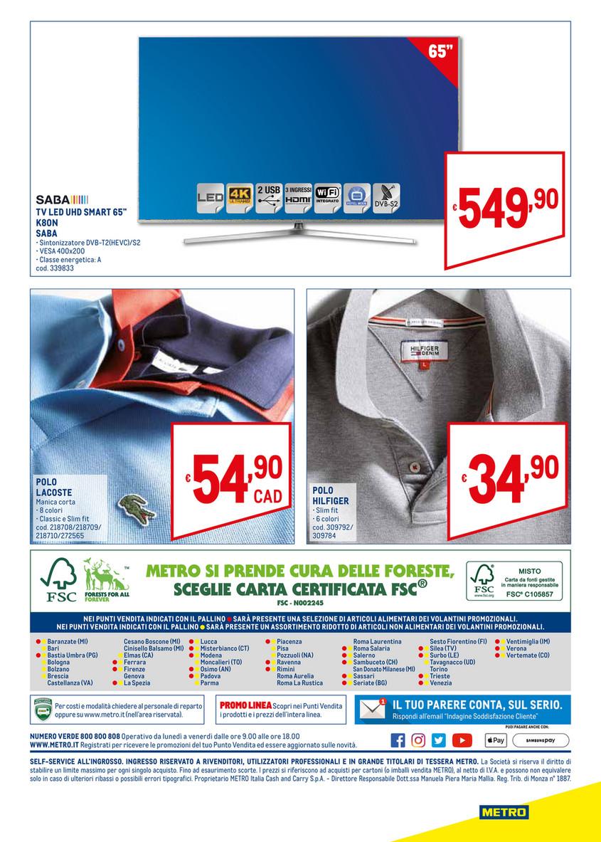 Metro Italia - OFFERTE PER TE - Pagina 24
