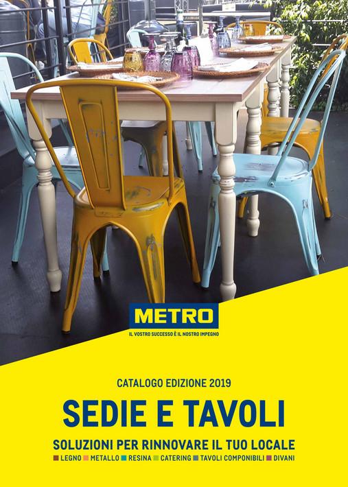 Sedie Tavoli.Metro Italia Sedie E Tavoli Pagina 1